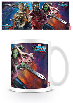 Taza Guardianes de la Galaxia Volumen 2 - Action