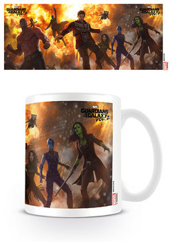 Taza  Guardianes de la Galaxia Volumen 2 - Explosive