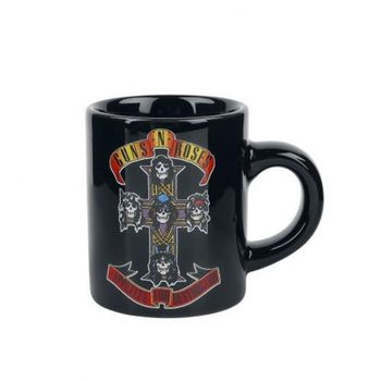 Taza  Guns N Roses - Appetite for Destruction Black