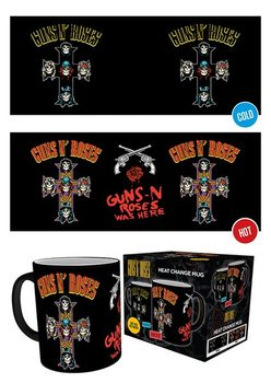 Taza  Guns´N´Roses - Cross (Bravado)