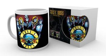 Taza Guns N Roses - Skeleton