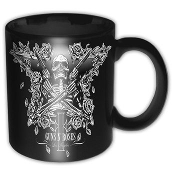 Taza  Guns N Roses – Skeleton