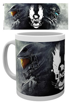 Taza  Halo - Locke and Master Chief