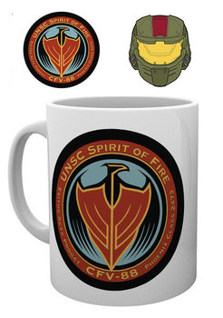 Taza Halo Wars 2 - Spirit of Fire