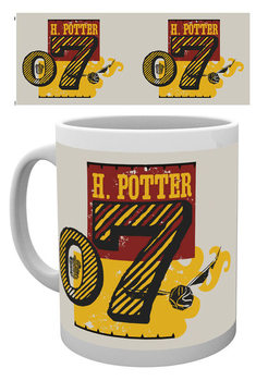 Taza Harry Potter - 07 Potter