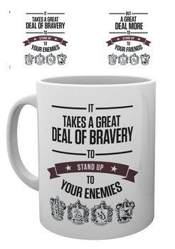 Taza  Harry Potter - Bravery