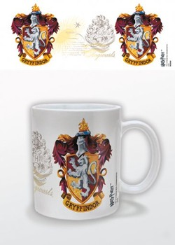 Taza Harry Potter - Gryffindor Crest