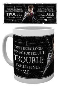 Taza Harry Potter - Harry Quote