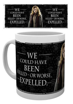 Taza  Harry Potter - Hermione Quote