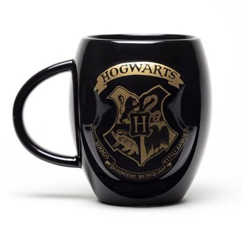 Taza  Harry Potter - Hogwarts Gold