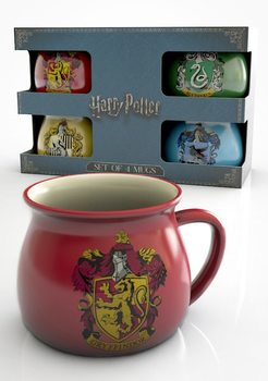 Taza  Harry Potter - House Crests