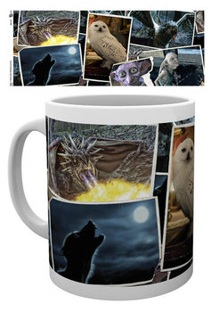 Taza  Harry Potter - Magical Creatures