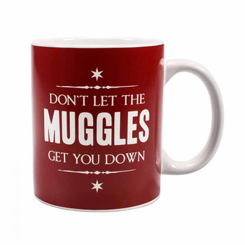 Taza Harry Potter - Muggles Get Down