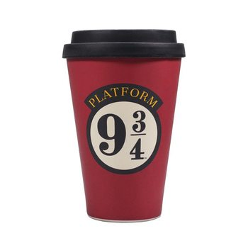 Eco taza Harry Potter - Platform 9 3/4