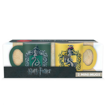 Taza Harry Potter - Slyth. & Huffle