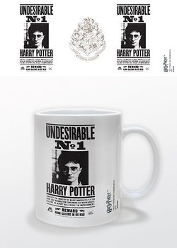 Taza  Harry Potter – Undesirable No.1