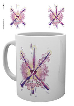 Taza  Harry Potter - Until The Very End