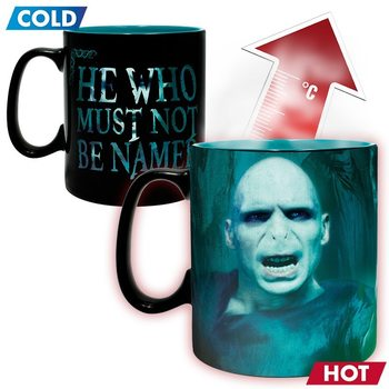 Taza Harry Potter - Voldemort