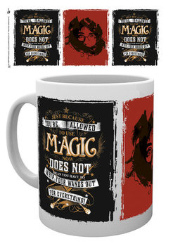 Taza Harry Potter - Whip Your Wand Out