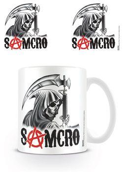Taza Hijos de la anarquía - Samcro Reaper
