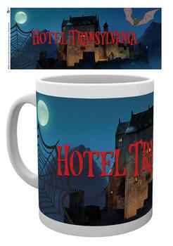 Taza  Hotel Transylvania 2 - Logo