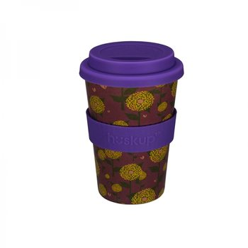 Taza  Huskup - Purple Sunflower