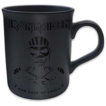 Taza  Iron Maiden - Book Of Souls Matt Black