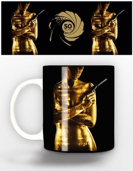 Taza James Bond - 50th anniversary
