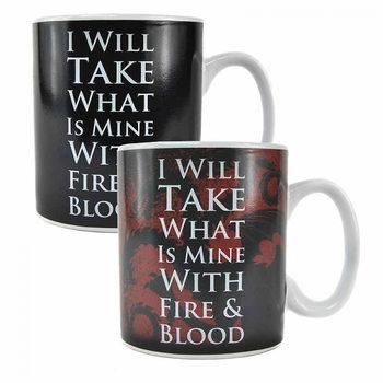 Taza Juego de Tronos - Daenerys Targaryen