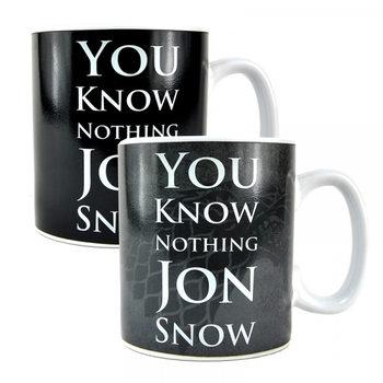 Taza Juego de Tronos - Jon Snow