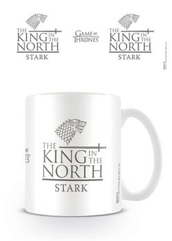 Taza Juego de Tronos - King in the North