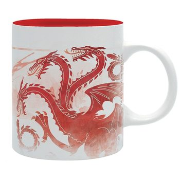 Taza Juego de Tronos - Red Dragon