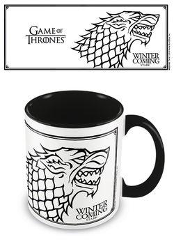 Taza  Juego de Tronos - Stark