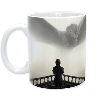 Taza Juego de Tronos - Tyrion & Dragon