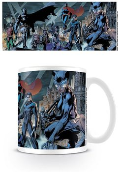 Taza  Justice League - Batman Family