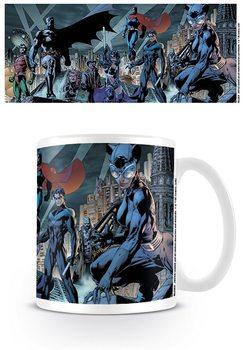 Taza Justice League - Batman Family