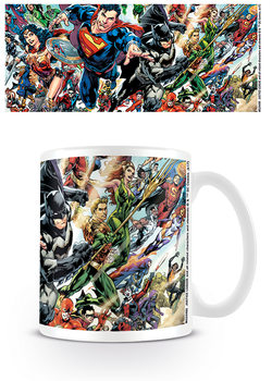 Taza  Justice League - Rebirth