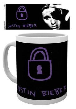 Taza  Justin Bieber - Lock