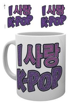 Taza KPop - Heart Kpop