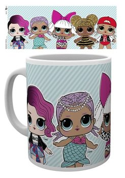 Taza L.O.L. Surprise - Characters