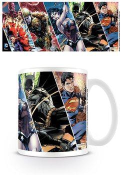 Taza  La Liga de la Justicia- Heroes