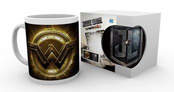Taza La Liga de la Justicia- Wonder Woman Logo