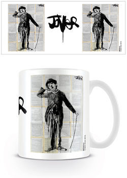 Taza  Loui Jover - The Little Tramp