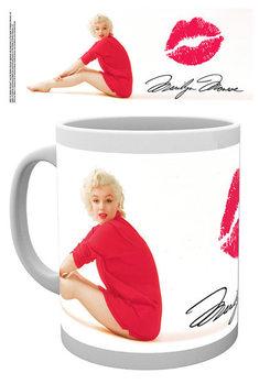 Taza Marilyn Monroe - Lipstick