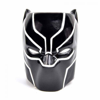 Taza  Marvel - Black Panther