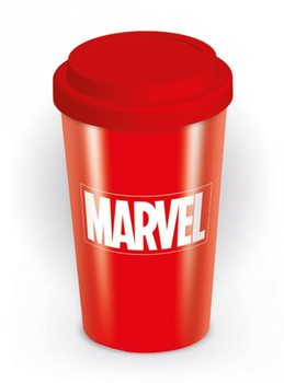 Taza Marvel - Logo