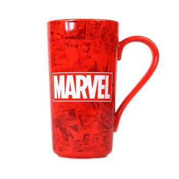 Taza  Marvel - Marvel Logo