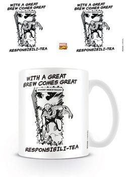 Taza Marvel Retro - Great Responsibili-tea