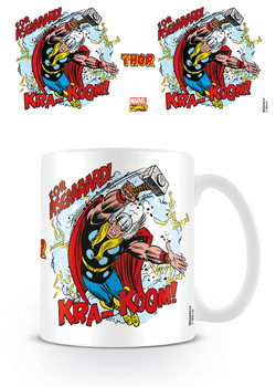Taza Marvel Retro – Thor: For Asgard