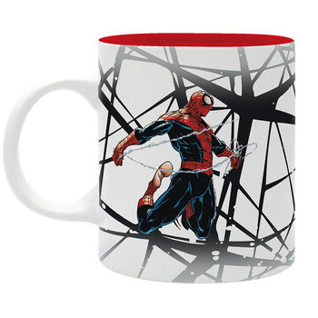 Taza Marvel – Spiderman Design